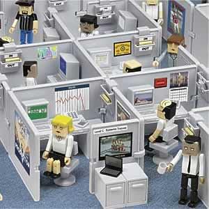 lego cubicle