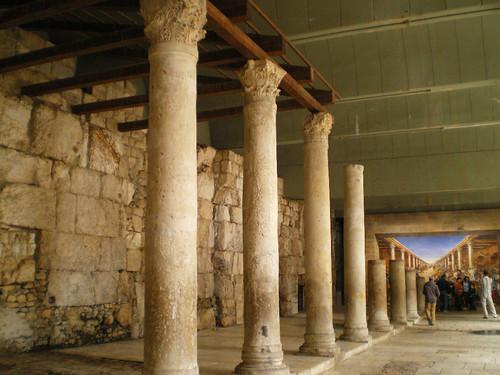 53 Columns in the Cardo