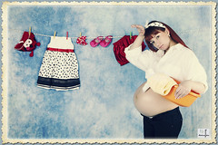 (MissSmile) Tags: cute fun funny artistic framed creative mother happiness maternity frame chores expecting 9months momtobe misssmile