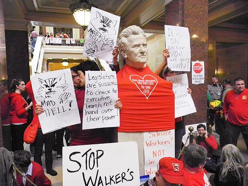 The Birth of a New 21st Century  Progressive Movement in Wisconsin?