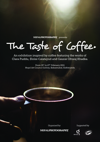 The Taste of Coffee by Gaurav Dhwaj Khadka