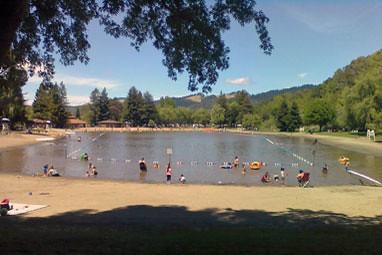 Swim Lagoon, Spring Lake Park
