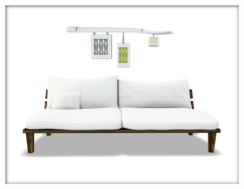 love heals. (sofa)