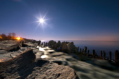 K7__4802 (Bob West) Tags: nightphotography winter moon ontario ice beach night lakeerie greatlakes fullmoon moonlight nightshots k7 erieau southwestontario bobwest pentax1224