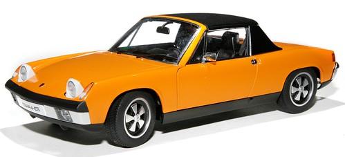 AutoArt VW Porsche