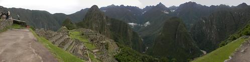 Machu Picchu by Carlos Navarro C.
