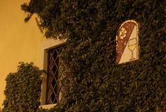 Clauiano (Foffani) (Michi (Friuli)) Tags: muro photo italia foto mosaico harley finestra campagna giallo piazza provincia borgo michi notte vino bicchiere friuli bassa agriturismo udine claudius paese edera grata rampicante friuliveneziagiulia friulana berini clauiano foffani