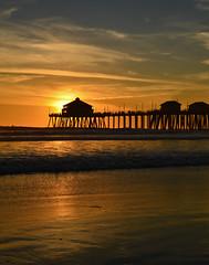 winter sunsets (jst images) Tags: california ca sunset seascape beach silhouette pier orangecounty oc huntingtonbeach hb sunsetsilhouette hbpier huntingtonpier beachseascape justimages jasontockey jstimages jasontockeyimages jasontockeyimagesphotography