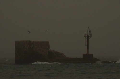 Harbour beacon