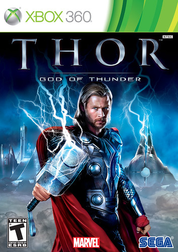 Thor: God of Thunder X360 Pack Front