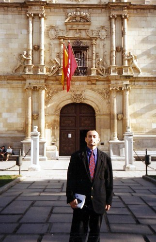 Adolfo Vasquez Rocca PH. D. _ Universidad Complutense de Madrid _ 2000