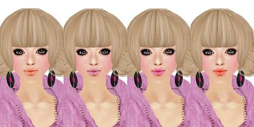 ROZENA ~SKIN FAIR 2011~ molan molam lip(gift)