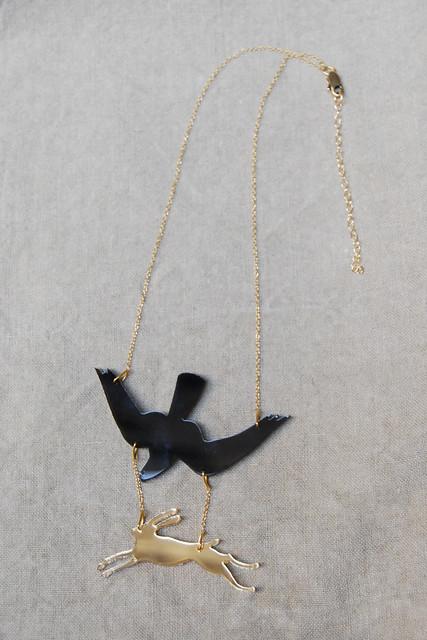 diving bird