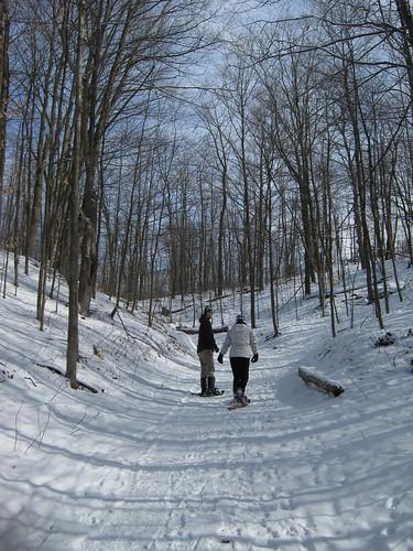 Going Uphill