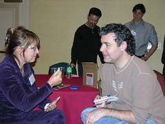 Steve meets Sarah Palin