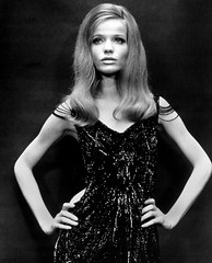 Veruschka (Famous Fashionistas (First)) Tags: 1966 staff blowup veruschka vintagefashion 1960s veruschkavonlehndorff 1960sfashion