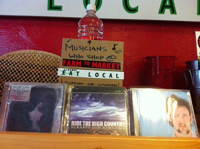 How to support local musicians