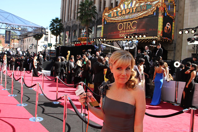 Kristyn Burtt at the 83rd Academy Awards Red Carpet IMG_0778 by MingleMediaTVNetwork