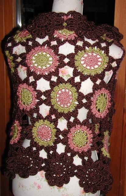 flower shawl