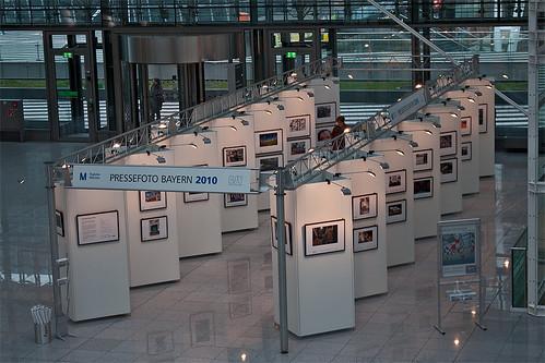 Ausstellung »Pressefoto Bayern 2010«: Bilder für den Kopf