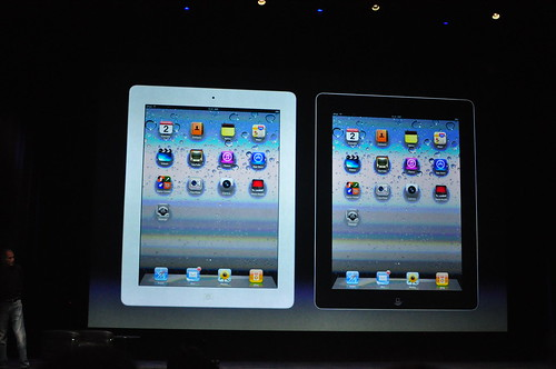 Apple 2011 iPad Event
