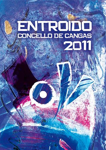 Cangas 2011 - Entroido - cartel