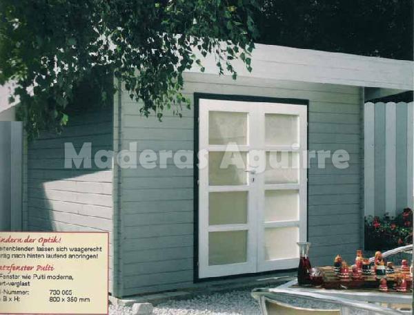 Maderas aguirre jardineria casetas de madera caseta de jardin oriental 2 - Maderas aguirre ...