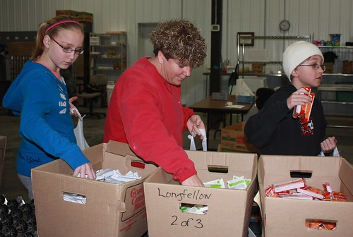 outreach local feed my people food bank
