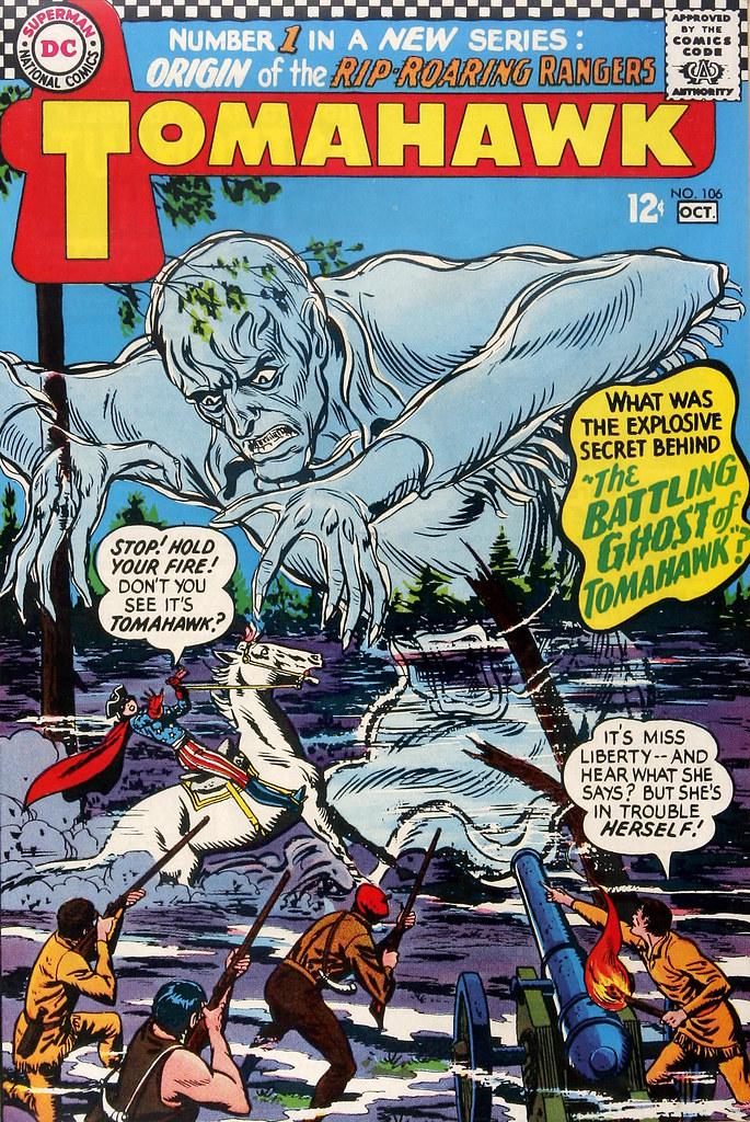 Tomahawk #106 (DC, 1966)