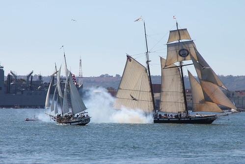 Tall Ship Combat