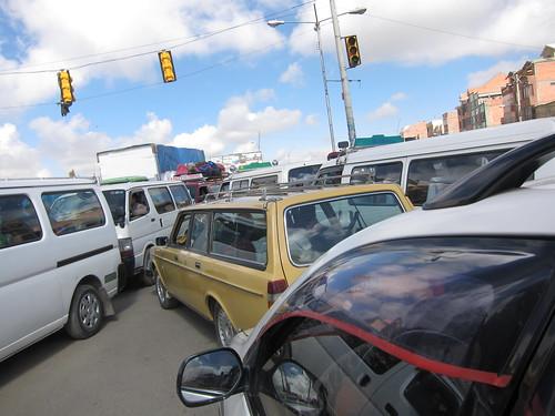 El Alto Traffic