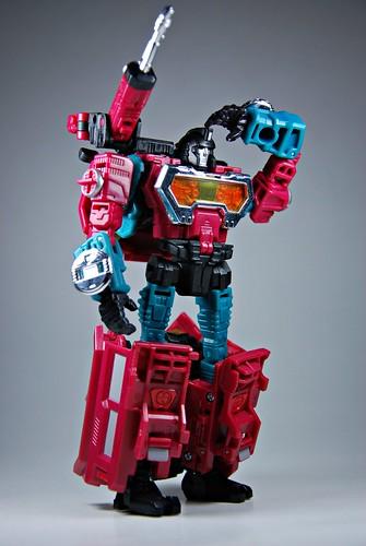 Transformers Generations: Perceptor