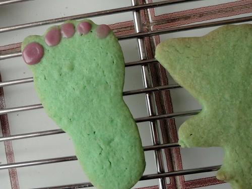 Goblin foot