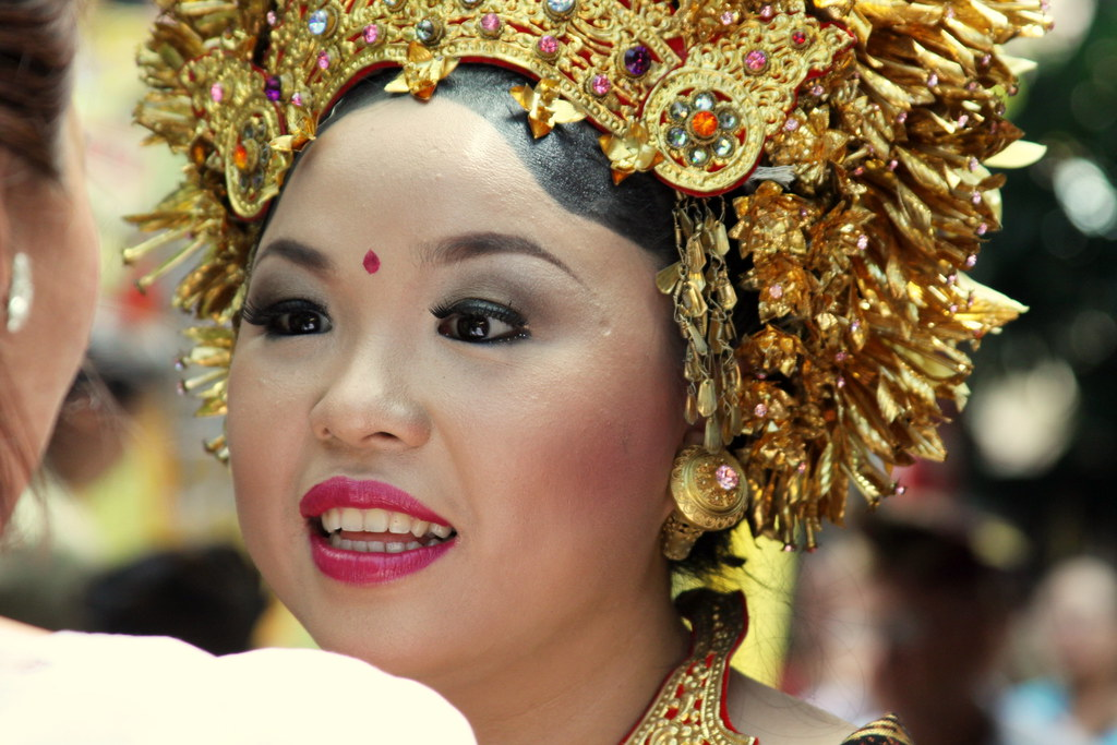 A Chinese Balinese Bride