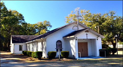 HONEYVILLE UNITED METHODIST CHURCH...