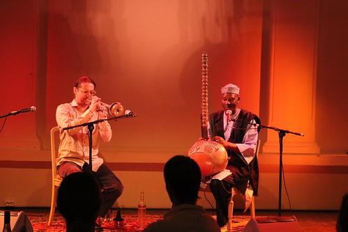 Ablaye Cissokho & Volker Goetze @ Cafeteatret
