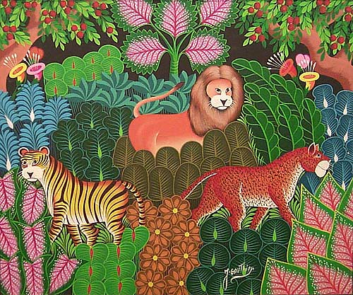 Haitian Painting30