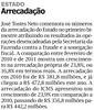 Ainda sobre o crescimento da arrecadação no Pará