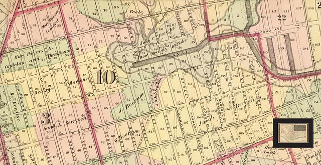 Neighborhood Map 1874