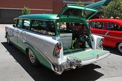 1956 Chevrolet 210 Townsman Station Wagon Hot Rod (4 of 4)