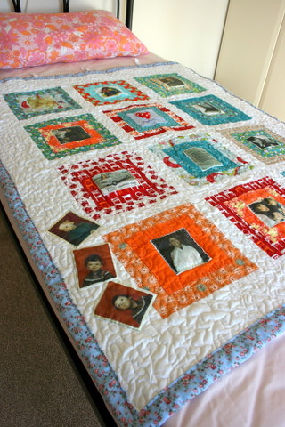 Dom's Memory Quilt