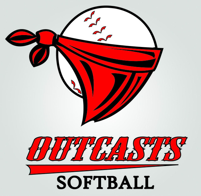 Softball images logos