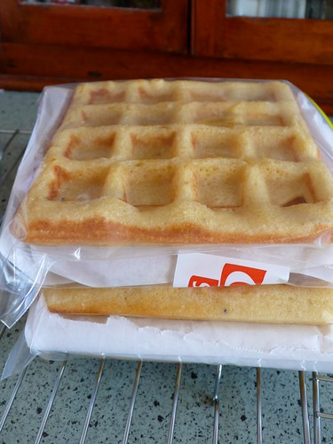 Waffles to Freeze