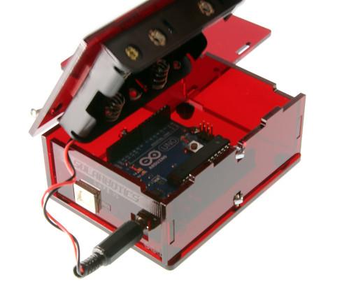 enclosure arduino freeduino