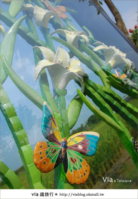 【嘉義景點】新港板頭村交趾剪粘藝術村~到處都是有趣的拍照景點!9