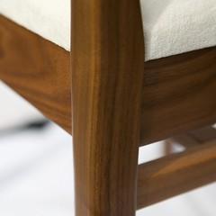 Method Furniture - Grand Royale Chair (American black walnut) (Method Furniture) Tags: modern maple chair furniture handmade boutique carver hardwood method craftsmanship artsandcrafts bespoke moderninterpretation steambent