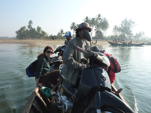 Ngwe Saung-Rivieres-Villages (8)