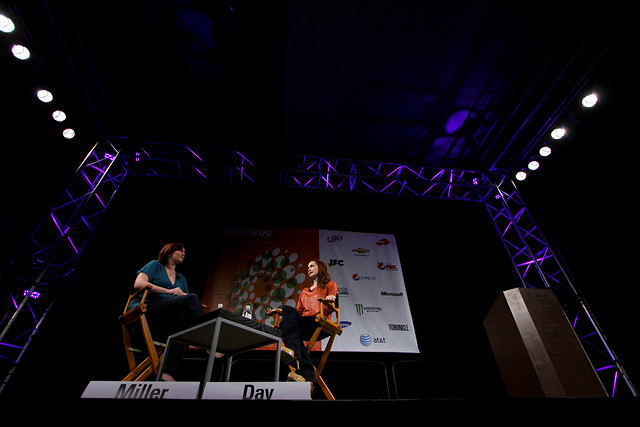 Felicia Day SXSW 2011 Keynote Photos
