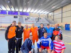 quelques anciens joueurs (m_bachir-   -) Tags: 3 sport algerie om handball medea       ouldramoul