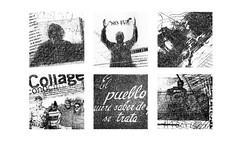 siete por 7 x seis (javier.:.vzquez) Tags: argentina paper design artwork buenosaires graphic handmade manual papel transfer javier diseo grfico bsas grafico experimento vazquez gestual vzquez